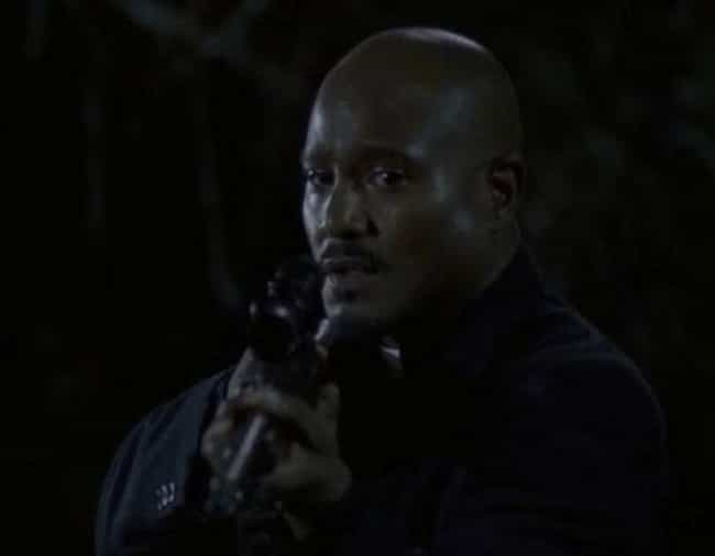 Father Gabriel Mans Up, Now at... is listed (or ranked) 7 on the list 11 Things About The Walking Dead That Really Annoy Fans