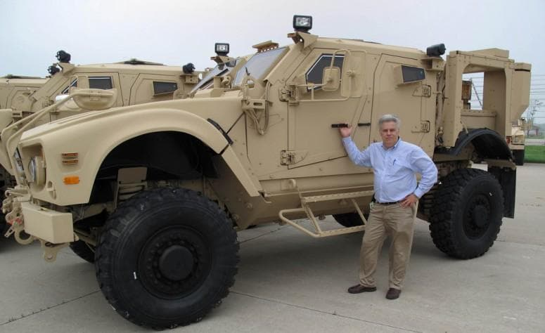 Image of Random Military Vehicles You Can Actually Own