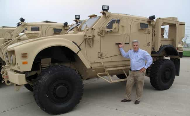 Oshkosh L-ATV is listed (or ranked) 1 on the list 20 Military Vehicles You Can Actually Own