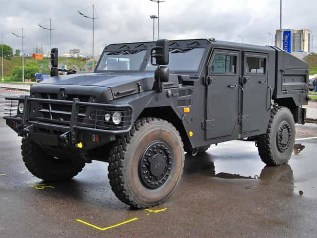 Renault Sherpa is listed (or ranked) 2 on the list 20 Military Vehicles You Can Actually Own