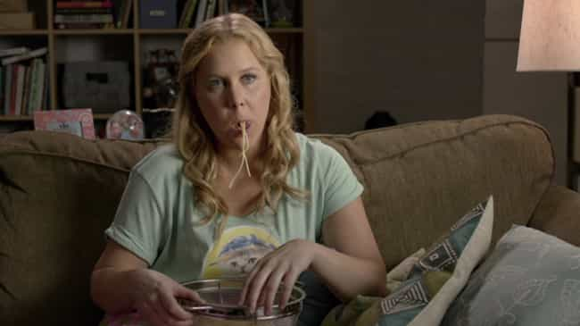 Laughing in the Face of ... is listed (or ranked) 4 on the list 19 Times Amy Schumer Actually Gave Good Life Advice