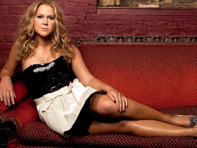 Be Confident and Go After What... is listed (or ranked) 1 on the list 19 Times Amy Schumer Actually Gave Good Life Advice