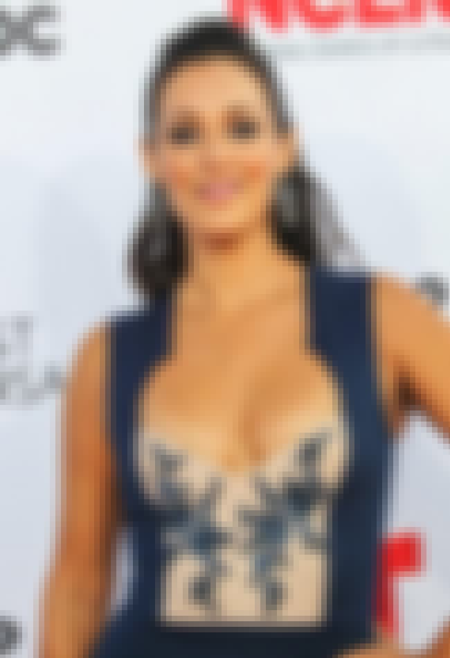 Angelique Cabral in her Floral... is listed (or ranked) 1 on the list The Hottest Angelique Cabral Photos
