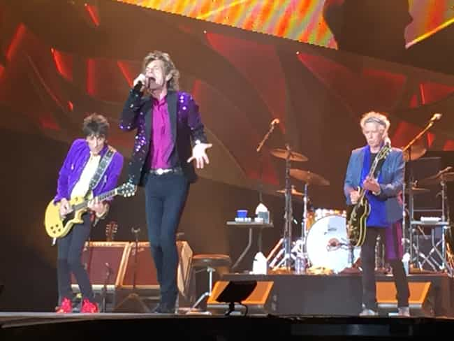 The Rolling Stones - Petco Par... is listed (or ranked) 3 on the list I Saw 100+ Bands in 2015 and Ranked Them