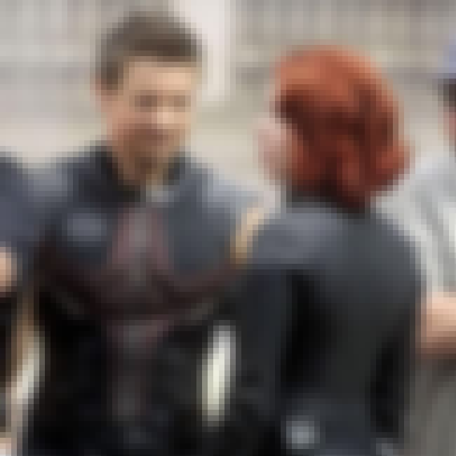 Hawkeye Never Misses His Targe... is listed (or ranked) 2 on the list Superheroes Being Less Than Super Behind the Scenes