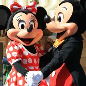 Mickey Mouse and Minnie Mouse is listed (or ranked) 10 on the list The Best Duos of All Time