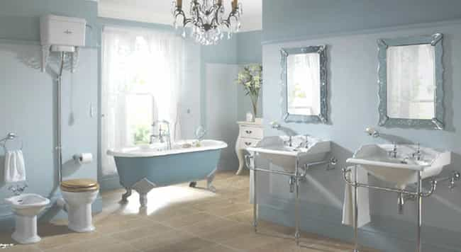 Paint It in Soothing Col... is listed (or ranked) 3 on the list How to Turn Your Lame Bath into an Epic Spa Experience