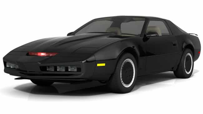 KITT - Knight Rider is listed (or ranked) 2 on the list The Coolest TV Cop Cars