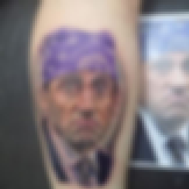 """The Worst Thing About Pri... is listed (or ranked) 3 on the list 21 Incredible Tattoos Inspired by The Office"