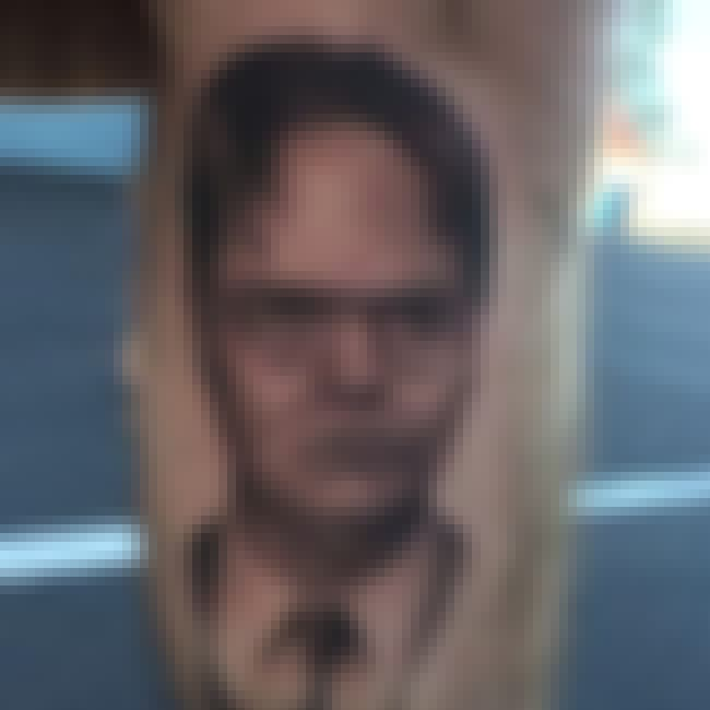 This Is the Face of a Guy Who&... is listed (or ranked) 4 on the list 21 Incredible Tattoos Inspired by The Office