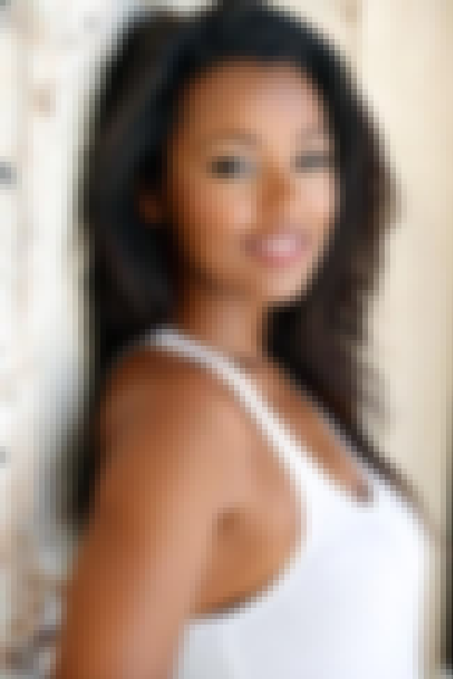 Melanie Liburd in her sexy whi... is listed (or ranked) 4 on the list The Hottest Melanie Liburd Pics Ever