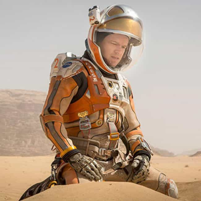 Going to Have to Science... is listed (or ranked) 2 on the list The Martian Movie Quotes