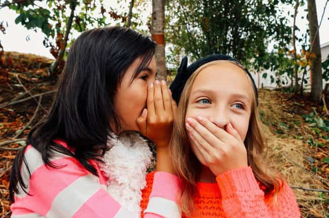 Gossiping to Others Actually M... is listed (or ranked) 2 on the list Useful Hacks for Dealing with Other People