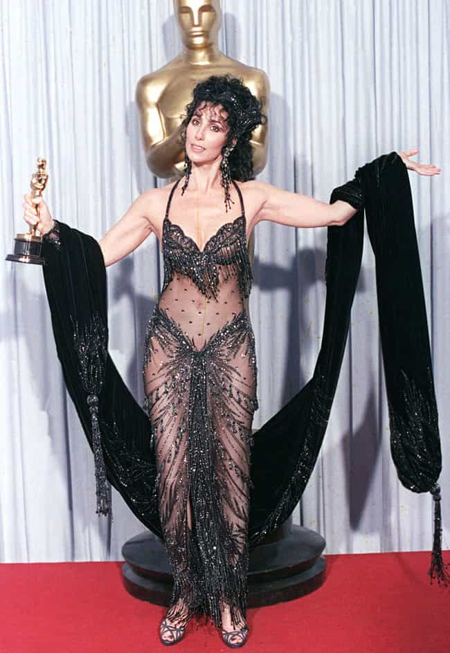 Little but Lace is listed (or ranked) 2 on the list Cher's Outfits Through the Years, Ranked