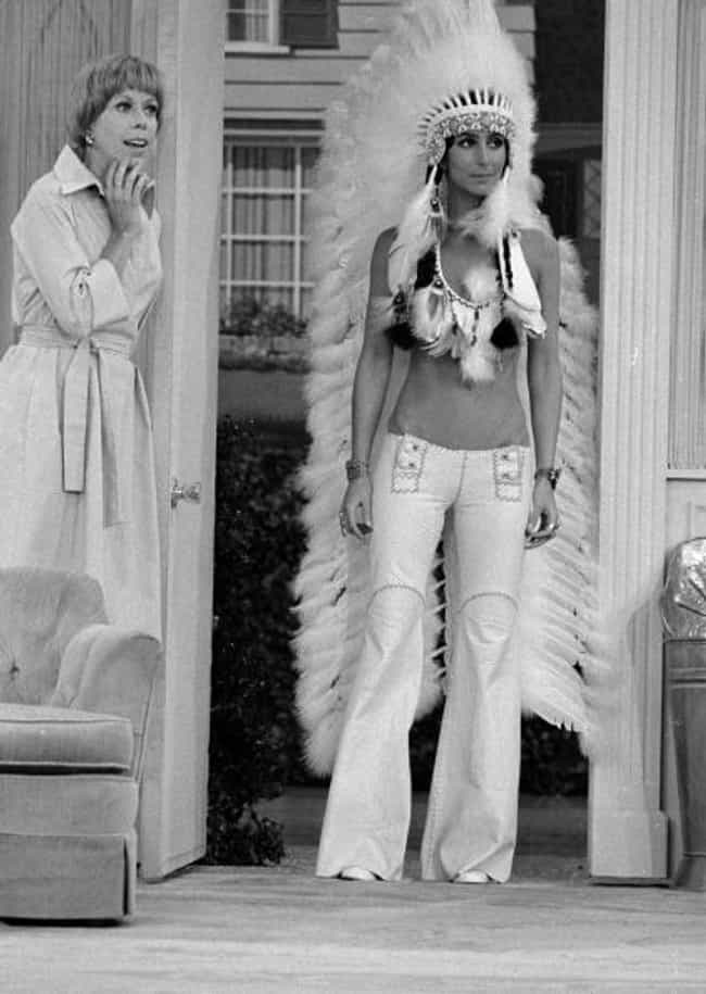 The Ultimate Headdress is listed (or ranked) 3 on the list Cher's Outfits Through the Years, Ranked