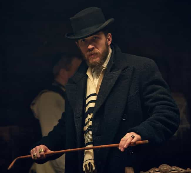 He Has a Top Notch Drama... is listed (or ranked) 2 on the list Fun Facts You Didn't Know About Tom Hardy
