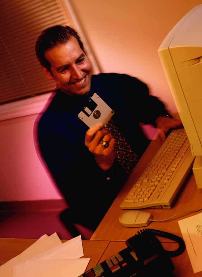 So Very Excited is listed (or ranked) 1 on the list The Most Radical '90s Stock Photos That Ever Existed