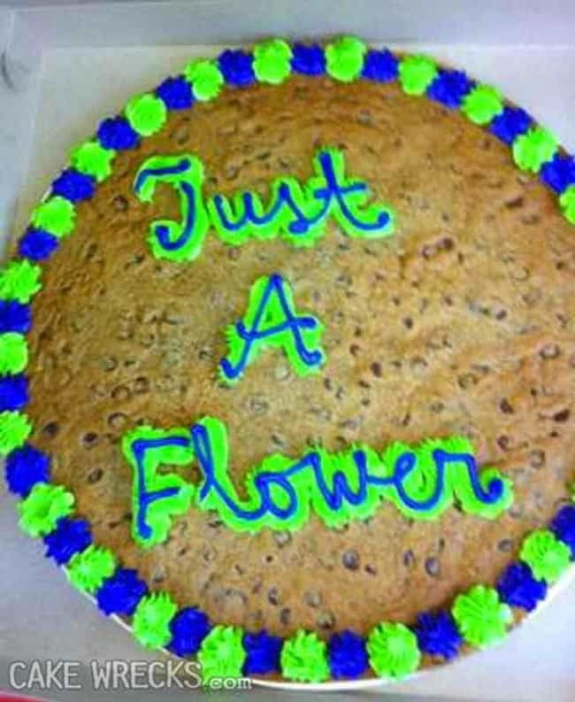 24 Of The Most Hilarious Literal Cake Decorations