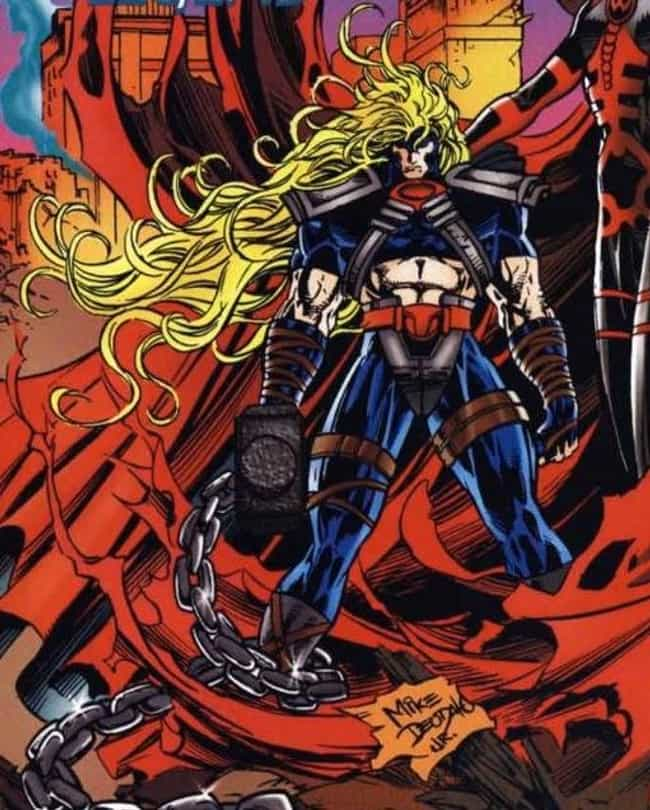 Midriffs is listed (or ranked) 2 on the list The Absolute Worst Things Superheroes Wore in the '90s