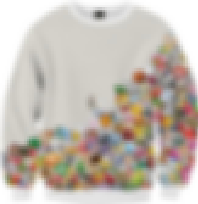 Emoji Sweatshirt is listed (or ranked) 1 on the list The Coolest Tumblr Clothes