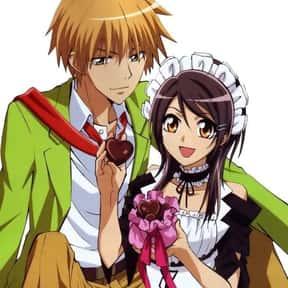 Kaichou wa Maid-sama is listed (or ranked) 1 on the list The Best Romance Manga of All Time