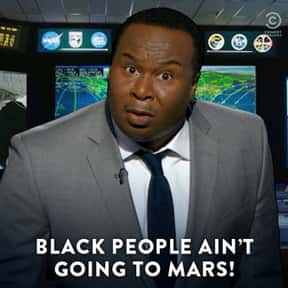 Roy Wood Jr. is listed (or ranked) 13 on the list The Greatest Daily Show Correspondents Of All Time