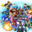 Super Smash Bros. 4 is listed (or ranked) 48 on the list The Best Fighting Games of All Time