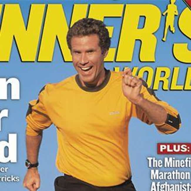 He And His Wife Are Avid Runne... is listed (or ranked) 2 on the list Fun Facts You Didn't Know About Will Ferrell