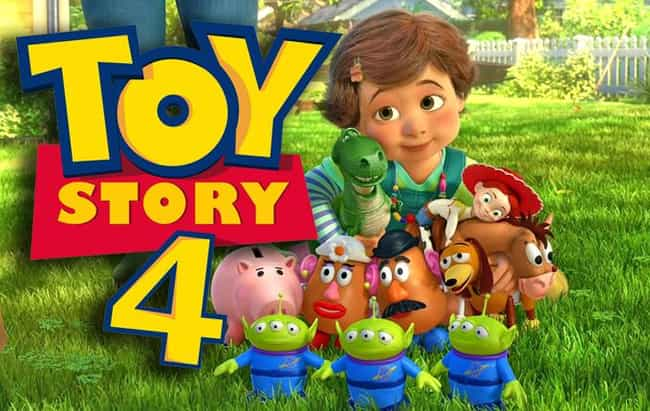 Toy Story 4 Is in Great ... is listed (or ranked) 1 on the list 32 Fun Facts About the Toy Story Movies