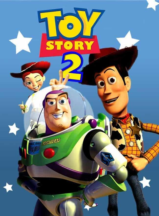 Toy Story 2 Was Original... is listed (or ranked) 4 on the list 32 Fun Facts About the Toy Story Movies