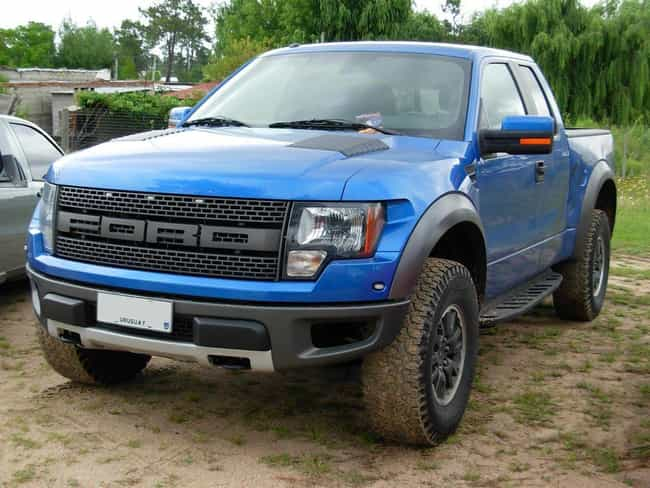 Ford SVT Raptor is listed (or ranked) 1 on the list The Best Off-Road Trucks on Four Wheels