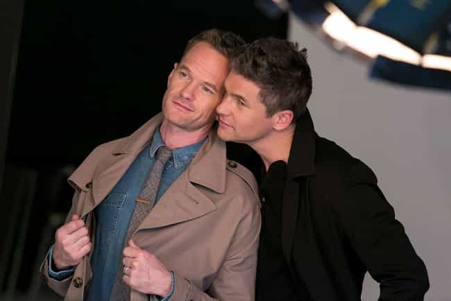 Neil Patrick Harris and ... is listed (or ranked) 1 on the list The Coolest Same-Sex Male Power Couples
