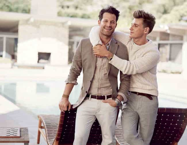 Nate Berkus and Jeremiah... is listed (or ranked) 2 on the list The Coolest Same-Sex Male Power Couples