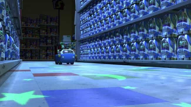 Toy Story 2 References a... is listed (or ranked) 3 on the list 32 Fun Facts About the Toy Story Movies