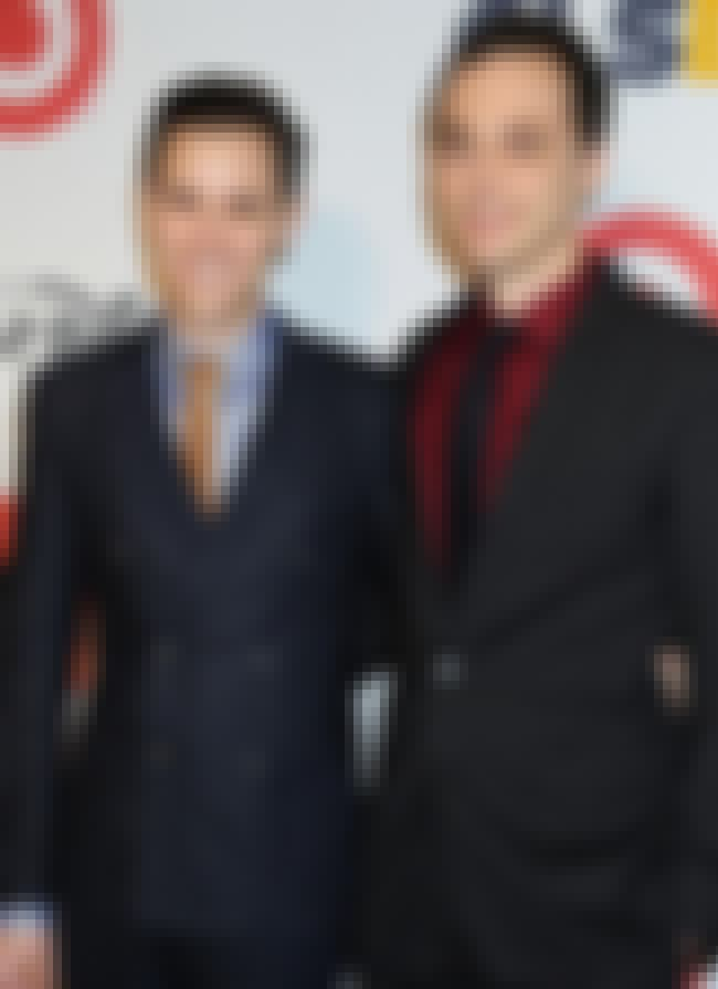 Jim Parsons and Todd Spiewak is listed (or ranked) 3 on the list The Coolest Same-Sex Male Power Couples