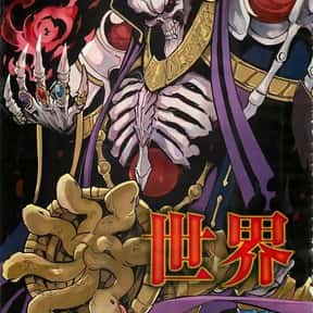Overlord is listed (or ranked) 20 on the list The Best Adventure Manga of All Time