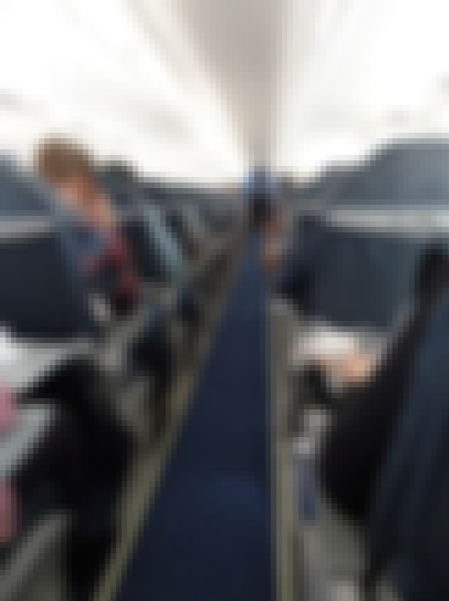 An Elderly Woman Trying to Mak... is listed (or ranked) 6 on the list People Who Died Mid-Flight