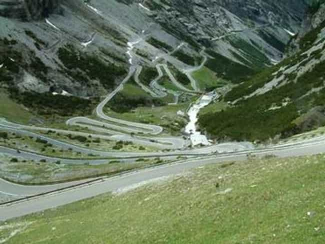 Schweizer National Park, Switz... is listed (or ranked) 3 on the list The Best Driving Roads in the World