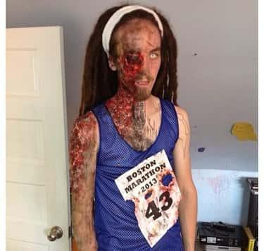A Boston Marathon Victim