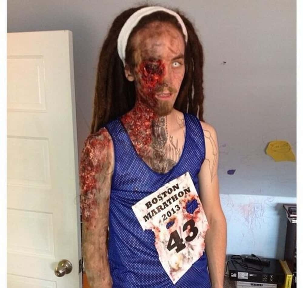 A Boston Marathon Victim is listed (or ranked) 1 on the list Here's All Of The Offensive Costumes You'll See This Halloween