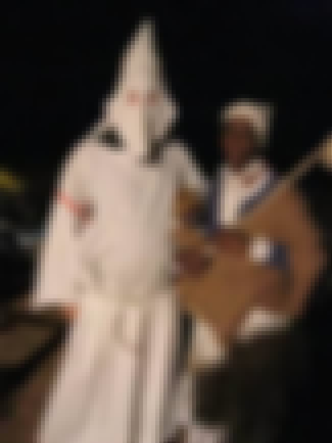A Klu Klux Klansman is listed (or ranked) 3 on the list 38 of the Most Offensive Costumes You'll See This Halloween