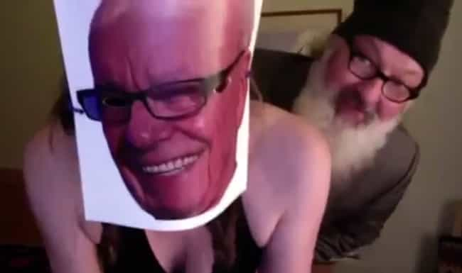 He Made a Sex Tape in Which Hi... is listed (or ranked) 2 on the list Weird Randy Quaid Stories You Won't Believe Are Real