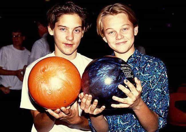He's Been BFFs with Tobey ... is listed (or ranked) 2 on the list Fun Facts You Didn't Know About Leonardo DiCaprio