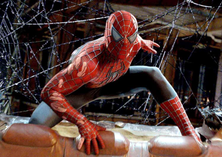 James Cameron Wanted Him For Spider-Man
