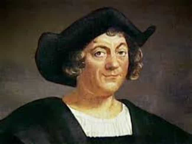 """""""Christopher Columbus&quo... is listed (or ranked) 1 on the list Christopher Columbus Facts They Don't Teach in School"""