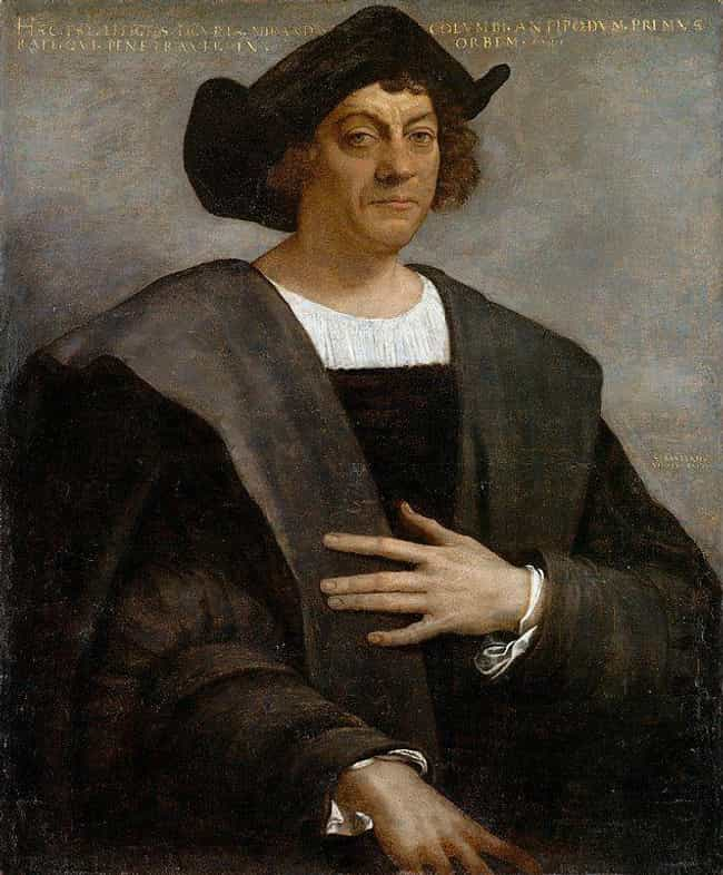 """""""Christopher Columb... is listed (or ranked) 1 on the list Christopher Columbus Facts They Don't Teach in School"""