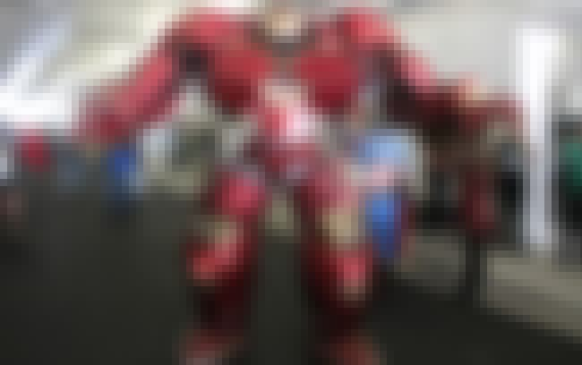 Hulkbuster is listed (or ranked) 4 on the list Cosplayers Who Stepped Right Out of the Comics