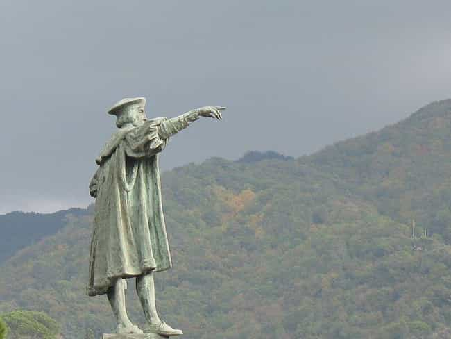 Columbus Was Not Searchi... is listed (or ranked) 4 on the list Christopher Columbus Facts They Don't Teach in School