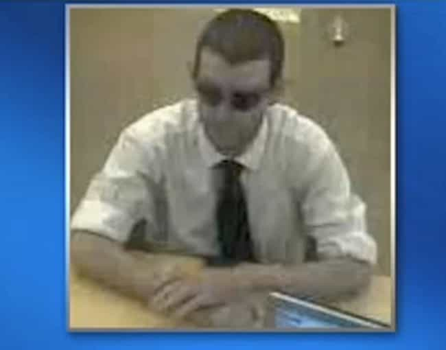 Man Robs Bank Dressed Like a Q... is listed (or ranked) 1 on the list The Most Hipster Criminals Ever