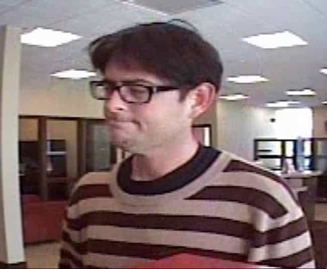 The Where's Waldo Bank Rob... is listed (or ranked) 4 on the list The Most Hipster Criminals Ever